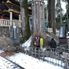 関東最大のパワースポット「三峯神社」神木にたくさん触って、パワーをいただこう!