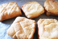 食パンで簡単に作れちゃう!みんな大好き「メロンパン」レシピ