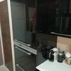 【オプション】一条工務店の家電収納でキッチンをスッキリ!ゴミ箱も収納出来る!使い勝手は?
