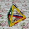 正複合多面体の凸包と芯
