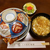浅草の老舗「大黒家」で、しっとり系の「黒い天丼」を食べる