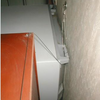 家具転倒防止1−1(見栄えの悪い納まり例)