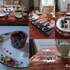 お茶とチョコレートのマリアージュ