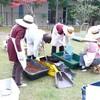 ボランティアグループ「みのり会」1班の協働 イルミネーション点灯