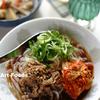 『冷麺』で知る本物のキムチ