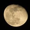 令和2年4月10日の「月」(Waning  Moon)