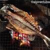 冬キャンプ・伊豆半島 雲見オートキャンプ場 焚火の宴/自作 バンコン キャンピングカー 〜鯵を味わい、捌いた鯖に蕩ける夜〜