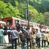 大井川鐵道を往く (2)井川線で大井川の奥地へ