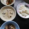 タイの日常茶飯、朝昼晩と三食すべて部屋食のメニュー