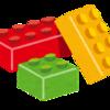 レゴ拾いという地味な作業【子ども部屋】