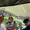 恒例の「津久井湖ゴルフ倶楽部」にて、初めての NAKANO 超えを達成しました! #ゴルフ #ラウンド #桑田泉 #クォーター理論