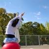 至福の朝活!五感を揺さぶる名城公園トナリノ「バランスボールヨガ」体験レポ