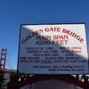 【アメリカ大陸横断一人旅】 サンフランシスコ編3日目~ゴールデン・ゲート・ブリッジ~