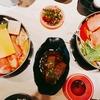 真夏に台湾で鍋料理を食べる!六扇門