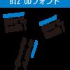 Windowsユーザーなら無料で使えるBIZ UDフォント