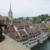 世界遺産にも登録されたベルン旧市街の様子