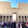 エジプト「世界をあるく」<ウォーキング> 持ち物リスト、1日の寒暖の差の激しいエジプトでの服装