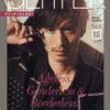 PEACE COMBAT 増刊 GLITTER (グリッター) vol.1 2021年 8月号の表紙に錦戸亮さん登場!