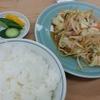 高円寺【七面鳥】肉野菜炒ライス ¥630+大盛 ¥80