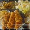 「琉花」の「ホイコーロー・チキンカツ(日替わり弁当)」300円 #LocalGuides
