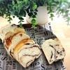 チョコマーブルパン&丸パン
