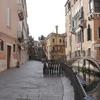 BS1の「そして街から人が消えた~封鎖都市・ベネチア~」は、誰もいない都市の寂しさをとても美しく記録した番組だった