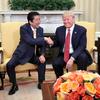 日米首脳会談の評価と成果。トランプ×安倍に対する反応とは
