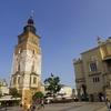 クラクフ旧市街の観光は一日あれば徒歩で制覇できるらしい
