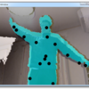 Kinect for Windows SDK でスケルトンを表示する(C# + WPF)