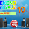 Weekend Is Coming! 10% Off Discount For You, Are You Ready?