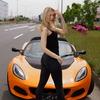 Lotus Elise Blog 祝100記事記念  ~ Elise と美女 ~ Part 1