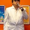 白いスーツは私のパワースーツの一つです~新宿のカラオケ会で燃焼してきました^^~
