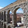 スペイン女一人旅*Day5-1 セゴビア-ローマ水道橋-