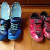 「ガチ強」の靴2足を一年間使用した。ヘタレ具合と感想!