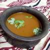 【インド料理レシピ】スパイシーなカニのスープ・ラッサム風