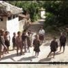 1945年5月7日 『収容所の青空学校』