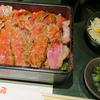 梅田『本みやけ』のステーキ重