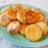 【レシピ】こっくり美味しい♡長芋のめんつゆバター焼き♡
