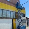 外壁修理「高所作業」