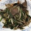 レバニラ炒め(ぎょうざの満洲/つつじヶ丘)
