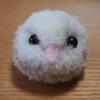 【ハンドメイド】ぽんぽんでフクロウを作りました~