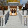 """""""官兵衛神社""""が建立された広峯神社を散策"""