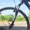 クロスバイクにサスペンションは必要なのか?