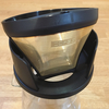 Cores Gold Filterでプレスっぽい濃厚Coffeeを楽しむ
