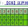 2018.11.24 クライマックスシリーズ第2戦 NEONAMIKIGUN vs. Bye-Bye MASUTANI