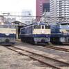 旧東京機関区機関車撮影会と京葉線