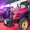 ヤンマー農業機械展示会