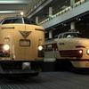 展示物をドラマチックに撮るのは難しい 京都鉄道博物館