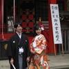江ノ島の結婚式に行ってきました。