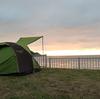 能登半島でキャンプツーリングしてきたよ!1日目